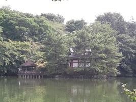 厳島神社2019.9