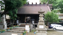 気象神社裏と氷川神社01