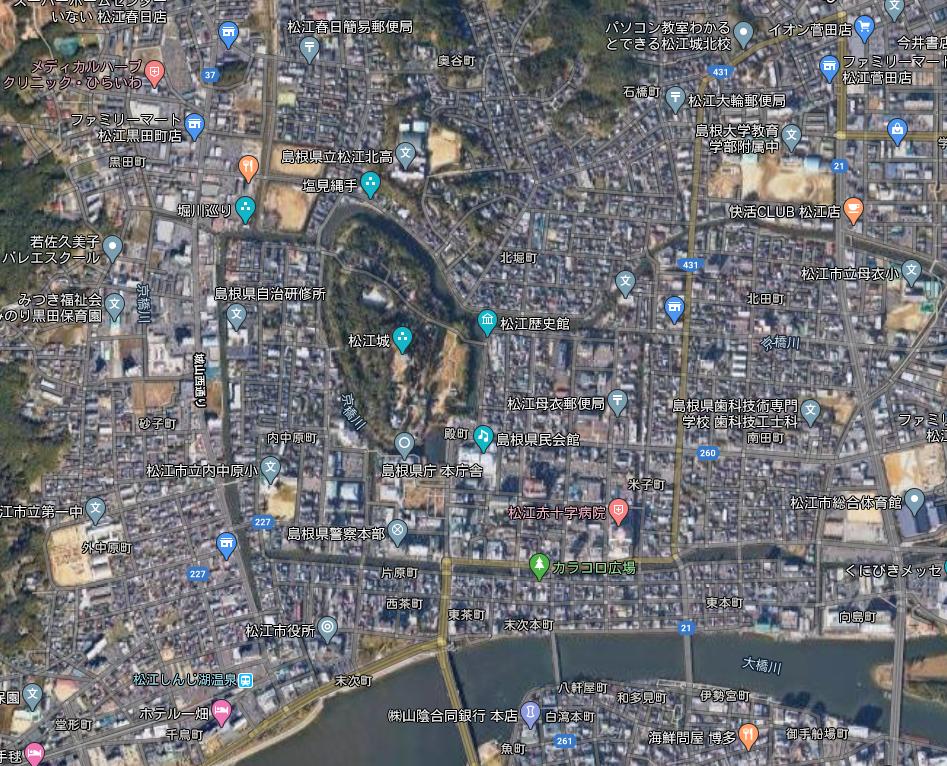 松江城G00gle