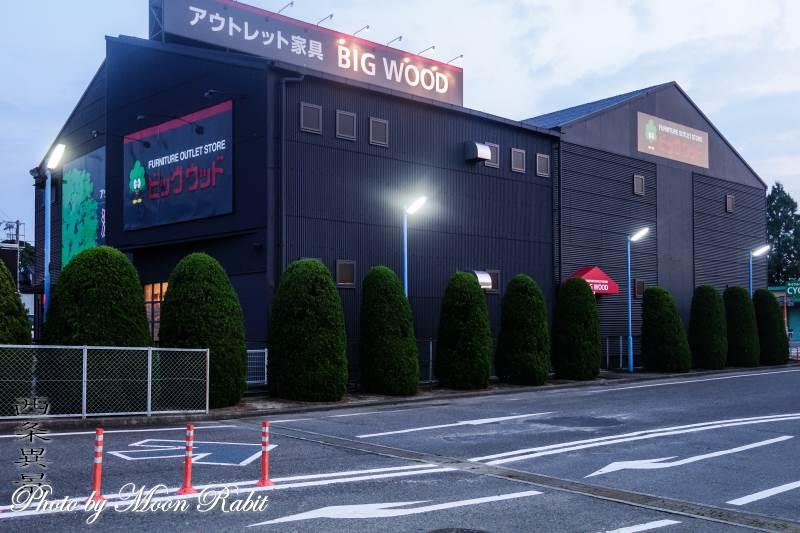 ビッグウッド西条店 愛媛県西条市新田285-1