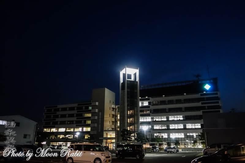 西条市役所本庁 愛媛県西条市明屋敷164