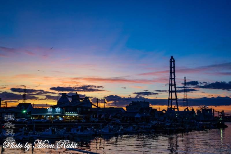 漁船 愛媛県西条市北浜北
