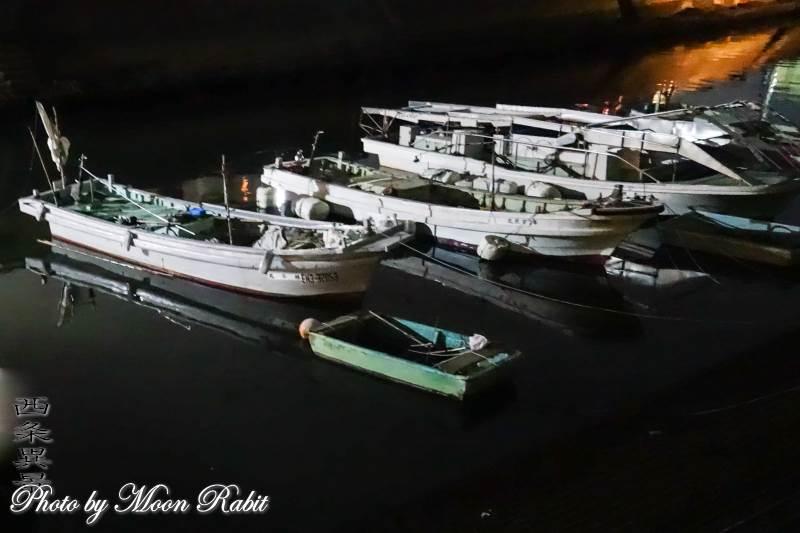 漁船 西条漁港 愛媛県西条市北浜南