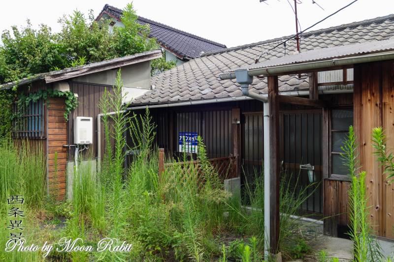 空家 愛媛県西条市三本松西