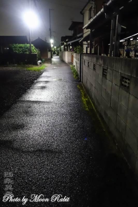 家並 愛媛県西条市上神拝