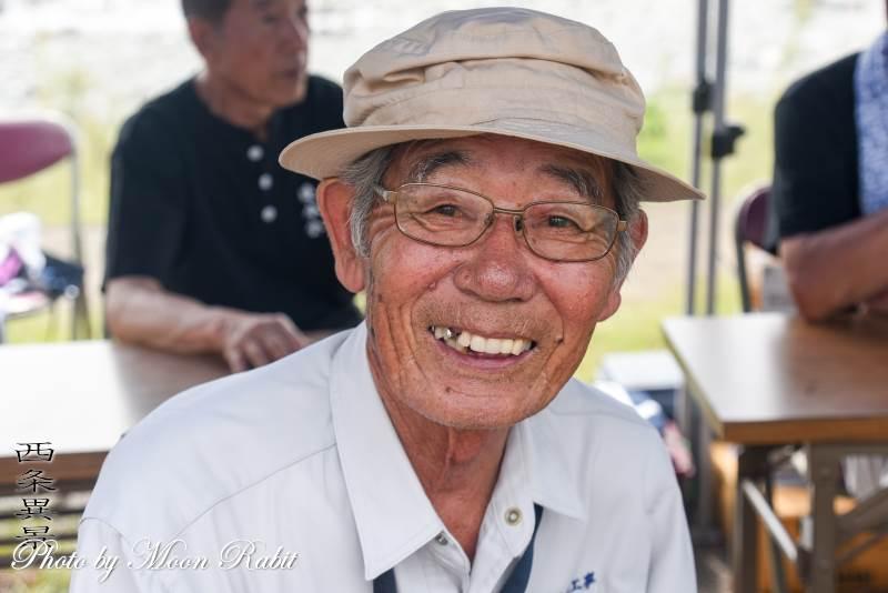 祭りの表情 伊勢音頭フェスティバル2019 愛媛県西条市