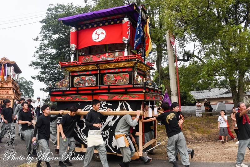 新町だんじり(屋台) 山王祭2019