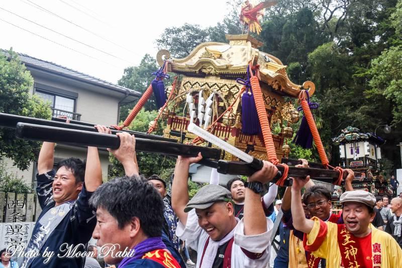 山王神社神輿 山王祭2019