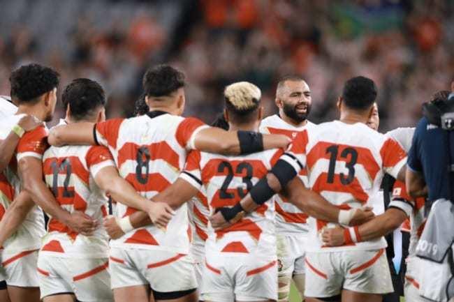 南アフリカに敗れた日本は8強で敗退