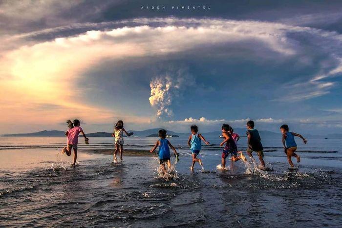フィリピン火山