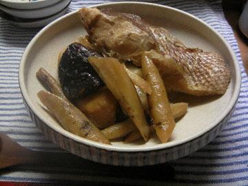blog CP1 Dinner, Zoni & Maguro, Tai-no-Ara-ni_DSCN7538-1.3.18.jpg