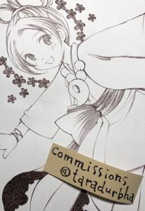 初Commission