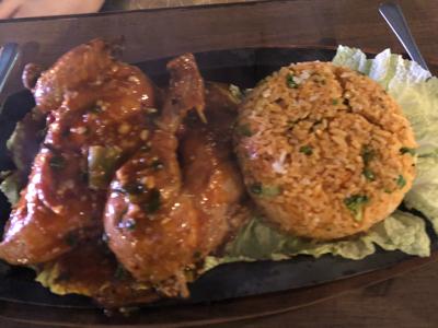 Shizusan Roast Chicken (Half)