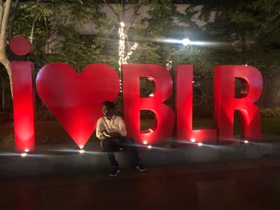 I LOVE BLR