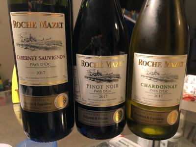 Epicure戦利品:フランスワイン