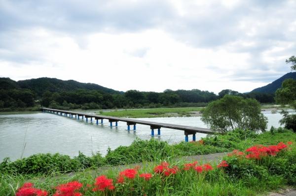 3佐田沈下橋190924