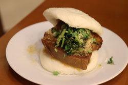 台湾バーガー