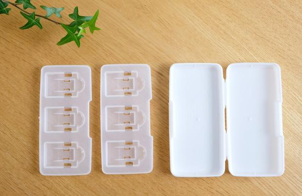 セリア・SD/microSD カードケース③