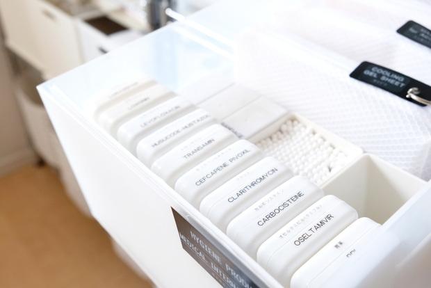 セリア・SD/microSD カードケース・納戸・医療用内服薬収納②