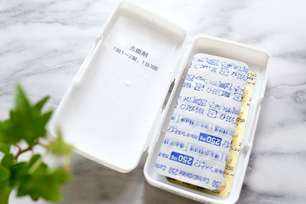 セリア・SD/microSD カードケース・薬シート①