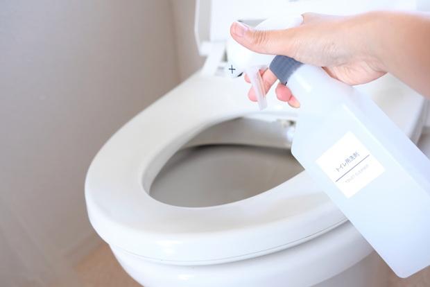 無印・トイレ用洗剤①