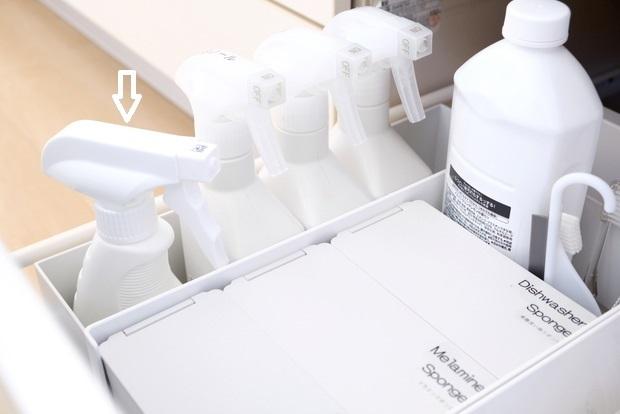 マツキヨ・PB・キッチン泡ブリーチ・キッチン・食洗機下引出し①