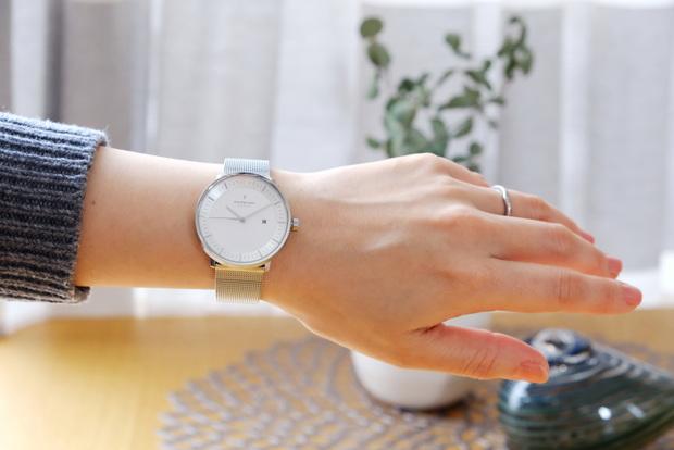 Nordgreen(ノードグリーン)・Philosopher・腕時計⑥