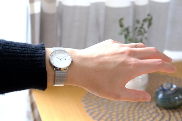Nordgreen(ノードグリーン)・Philosopher・腕時計⑦