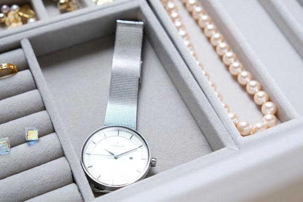 Nordgreen(ノードグリーン)・Philosopher・腕時計・クローゼット・ダイソー・アクセサリトレイ①