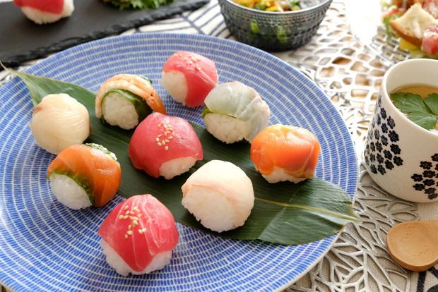 ARABIA・24h・アベック・26cm・2020年3月ひな祭り・手まり寿司①