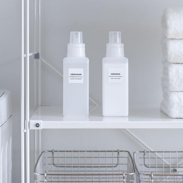 無印・衣類用洗濯洗剤・衣類用柔軟剤①