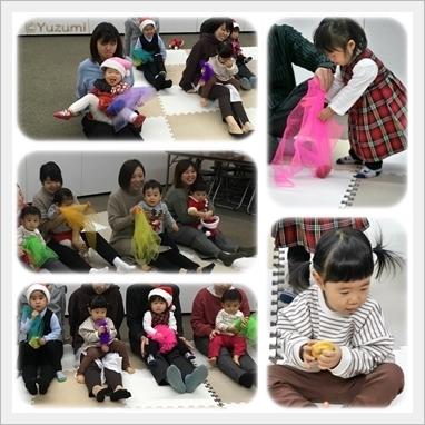 キッズリトミック教室講座1912広島市西区民文化センター