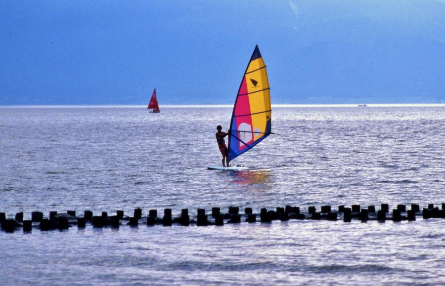 ウインドサーフィン1