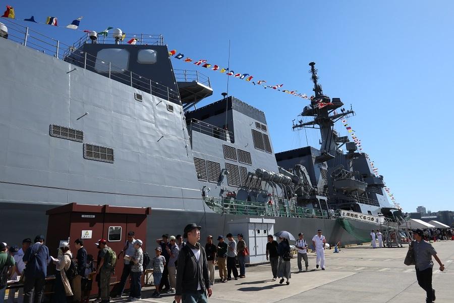 6護衛艦てるづき