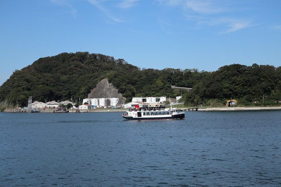7横須賀クルーズ船