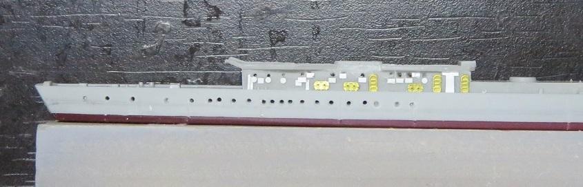 Z-1艦側面